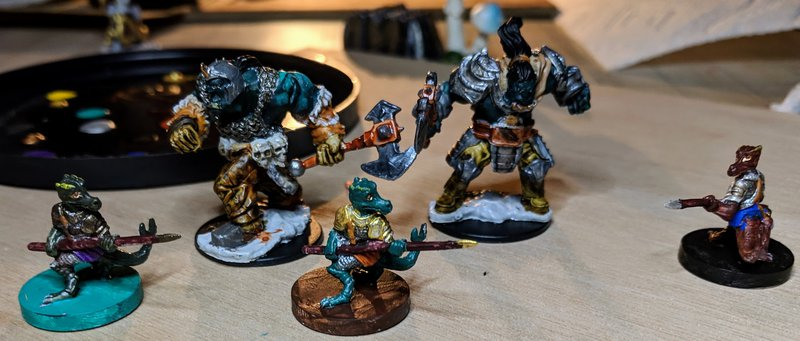 Orcs and Kobolds
